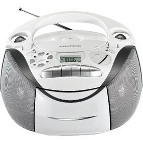 Grundig RRCD 2700 MP3 WHITE GLOSS