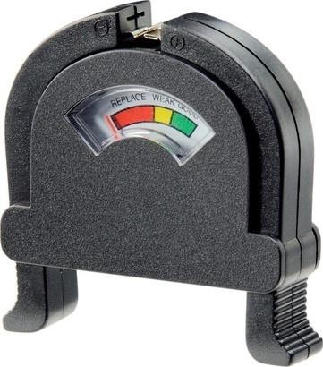 Hama 87099 tester akumulátorů a baterií