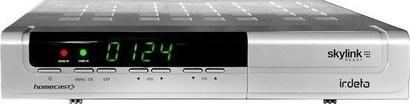 Homecast HS3200CIIR Irdeto