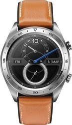 Honor Watch Magic Leather Strap Silver