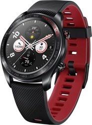 Honor Watch Magic Silicone Strap Black