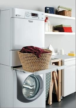 Hotpoint Ariston STACKING KIT SHELF