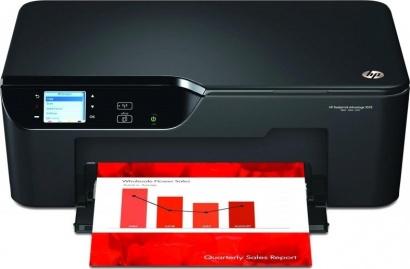 HP Deskjet 3525 AiO
