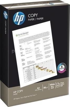 HP Kancelářský papír A4 80g 500 listů