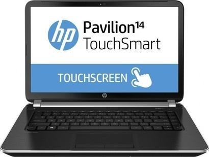 HP TouchSmart Pavilion 14-n010sc