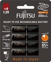 Fujitsu HR6 4BP AA Black NiMH 2450mAh