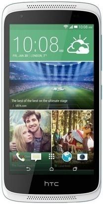 HTC Desire 526G DS Terra White/Blue Trim