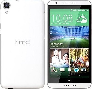 HTC Desire 620 SS Gloss White/Light Grey