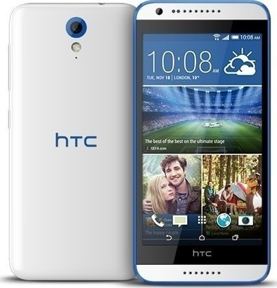 HTC Desire 620G DS Gloss White/Blue