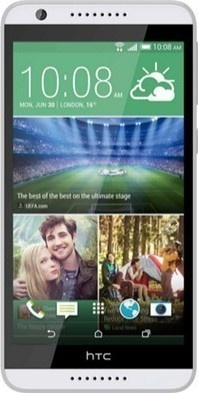 HTC Desire 820 SS 16GB White Gray