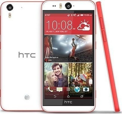 HTC Desire EYE (M910n) SS White/Red