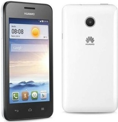 Huawei Ascend Y330 White