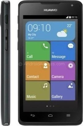 Huawei Ascend Y530 Black