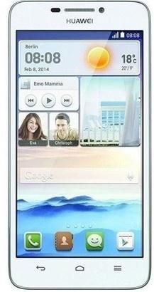 Huawei G620s White