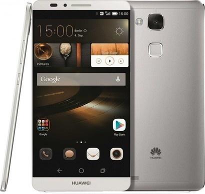Huawei G7 Silver