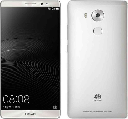 Huawei Mate 8 DualSIM Moonlight Silver