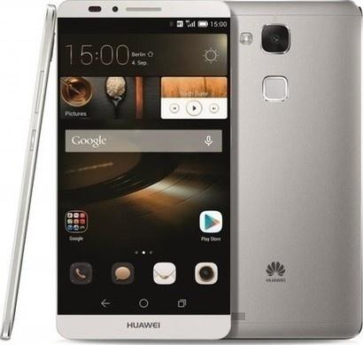 Huawei Mate7 Silver