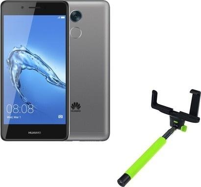 Huawei Nova Smart Grey + selfie tyč