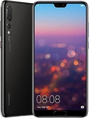 Huawei P20 Pro DS Black