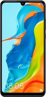 Huawei P30 Lite Dual Sim Midnight Black