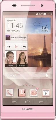 Huawei P7 Pink