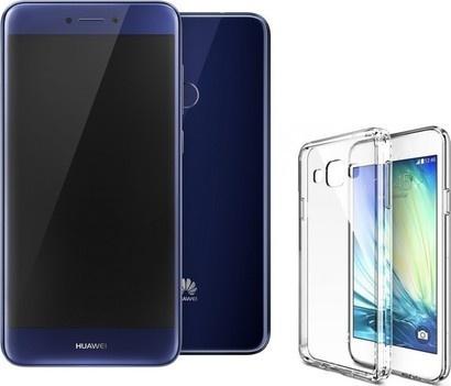 Huawei P9 2017 Blue + pouzdro Merc