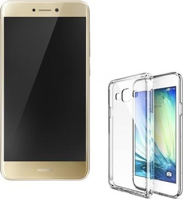 Huawei P9 2017 Gold + pouzdro Merc
