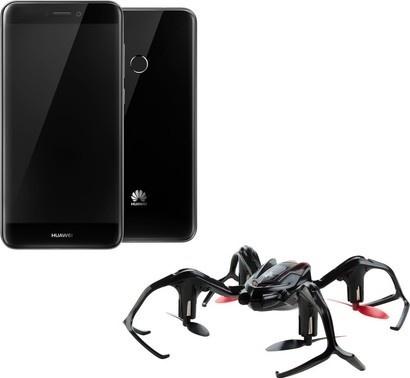 Huawei P9 Lite 2017 Black + Dron