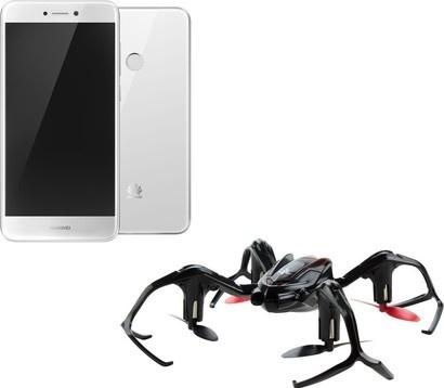 Huawei P9 Lite 2017 White + Dron