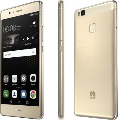 Huawei P9 Lite Gold + pouzdro