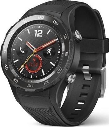 Huawei Watch 2 Sport SIM Carbon Black