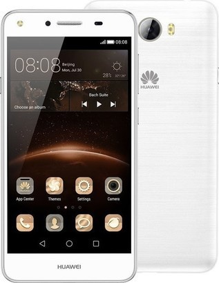 Huawei Y5 II DS White