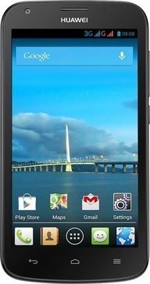 Huawei Y600 Dual SIM Black