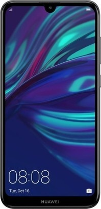 Huawei Y7 2019 DS Midnight Black