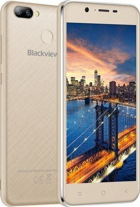 iGET Blackview GA7 Pro 5IPS 2GB 16GB GLD