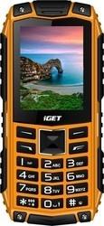 iGET Defender D10 Orange
