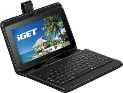 iGET N7D + pouzdro s klávesnicí