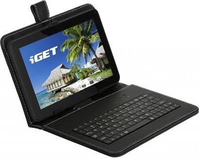 iGET N9C + pouzdro s klávesnicí