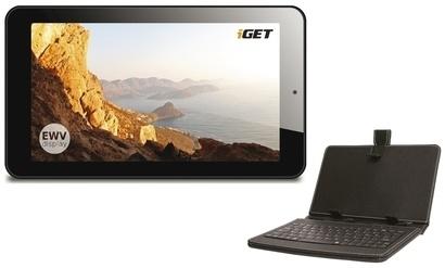 iGET TAB S71 + pouzdro s klávesnicí F7B