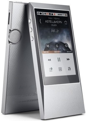 Iriver AK JR 64GB Sleek Silver