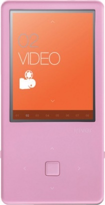 Iriver E150 4GB PINK
