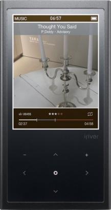 Iriver E200 16GB BLACK