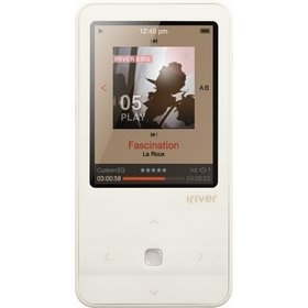 Iriver E300 4GB WHITE