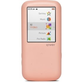 Iriver E40 8GB Orange