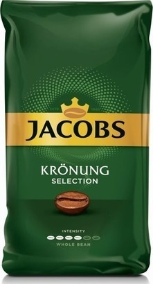 JDECoffee Jacobs Kronung Selection zrno 1 kg