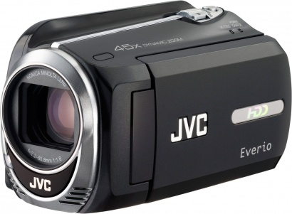 JVC GZ-MG750B