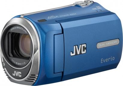 JVC GZ-MS215A