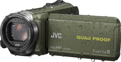 JVC GZ-R435G