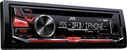 JVC KD DB67 DAB