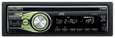 JVC KD-R322